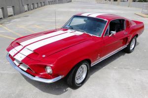 1968 Mustang Fastback * 428 Cobra Jet * Shelby GT500KR Tribute