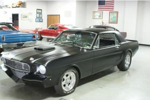 1966 Ford Mustang Coupe Custom Built One Trick Pony NAASTY !!! 347 cid Stroker !