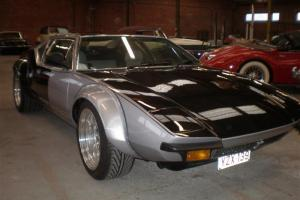 1973 Detomaso Pantera GRIV Spec  Photo