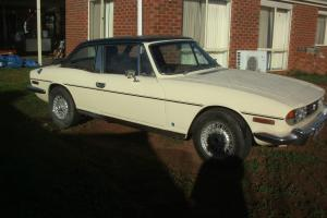 Triumph Stag 1976 4 4V8 Leyland With Toyota 5 Speed Dellow Conversion