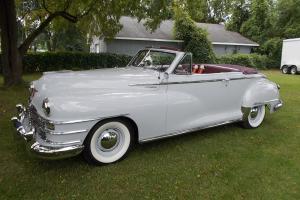 1948 Chrysler Highlander Convertible
