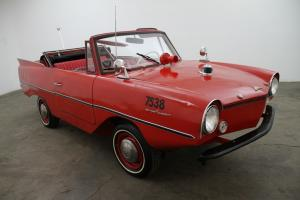 1964 Amphicar 770 Convertible, very collectible, perfect for restoration Photo
