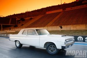 1965 Dodge Coronet 426 Ramcharger Max Wedge Superstock / A990 Recreation