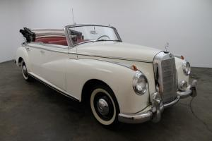 1952 Mercedes Benz 300 Adenauer Cabriolet, 1 of 180 produced, gorgeous woodwork