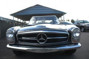 1964 MERCEDES 230 SL AUTOMATIC