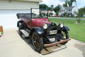 1916 Studebaker Touring Car, Antique, Collector, Vintage, Classic