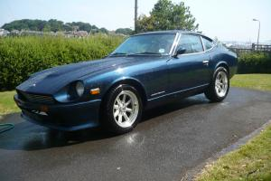 1972 DATSUN 240Z UK RHD Car with Original Engine