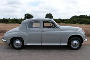1954 ROVER 90 P4 2638cc OUTSTANDING CAR, PLATE VALUED