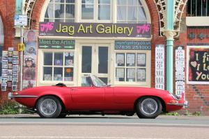 CCC Jaguar E Type Mk1 Roadster Replica