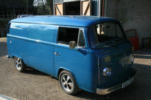 1979 VW Type 2 T2 panel van, completely restored, real head turner  Photo