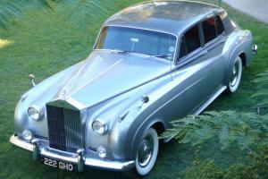 1961 Rolls Royce Silver Cloud II Harold Radford Countryman
