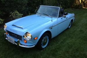 Datsun 2000 Fairlady Roadster 1970