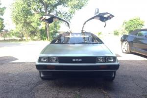 Delorean DMC 12 Photo