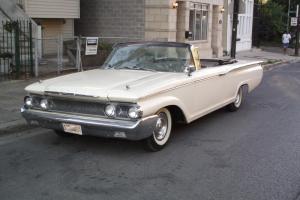 1960 Mercury Monterey Convertable Rare classic