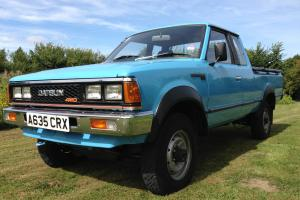 Immaculate Fully Restored Datsun 702 King Cab 29,000 Miles. Absolutely Mint