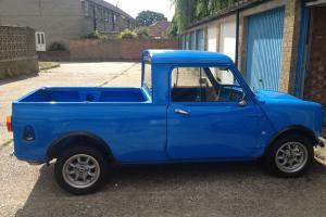 1979 Austin Morris Mini Pick Up Pageant Blue