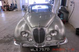 S TYPE JAGUAR 1966