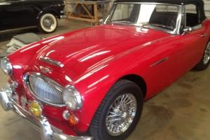 1966 AUSTIN HEALEY 3000 CONVERT---VERY NICE DRIVER---READY TO ENJOY