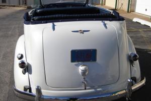 1938 Chrysler Imperial 4 Door Convertible