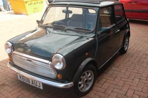 Rover Mini British Open Classic