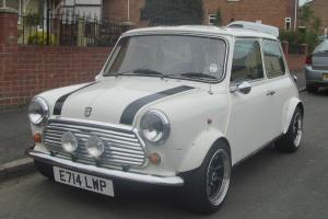 Mini 1000  White eBay Motors #271269496432 Photo