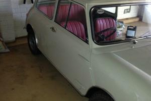 1960 Morris Mini 850