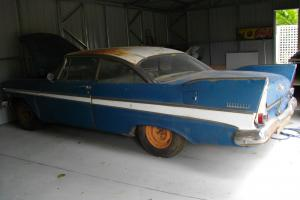 1957 1958 Plymouth Belvedere