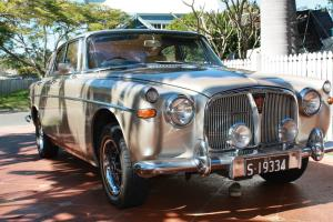 Rover P5 MK 111 Coupe 5 Speed Manual in Brisbane, QLD