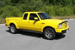 Ford : Ranger Sport