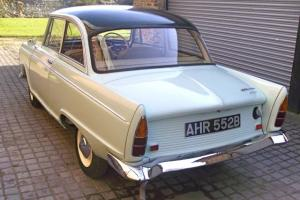 1964 AUTO UNION DKW JUNIOR DELUXE VERY RARE RIGHT HAND DRIVE