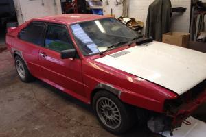 1985 Audi UR Quattro, 10v Turbo