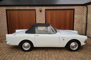 SUNBEAM ALPINE Mk IV 4 Convertible/Hardtop Classic One Owner 1964