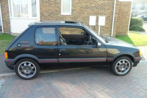 Peugeot 205 gti 1.9 hot hatch original classic