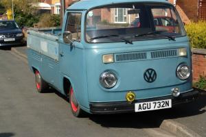 Vw Volkswagen Single Cab Bay Pick Up 1974