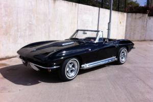 Chevrolet Corvette Stingray C2 - 1964