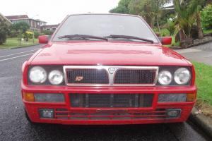 Lancia Delta Integrale Evolution  Photo