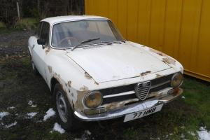 ALFA ROMEO BERTONE 1600 GT JUNIOR 1972