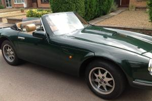 1990 TVR 290 S3 British Racing Green  Photo