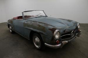 Mercedes SL 190 1961, excellent original car to restore, rare deal