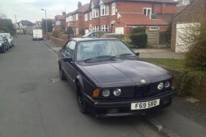 Rare BMW E24 635csi Motorsport Edition, Highline