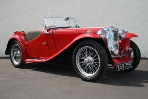 1947 MGTC