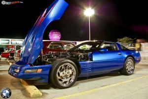 1990 Corvette Coupe Show CAR