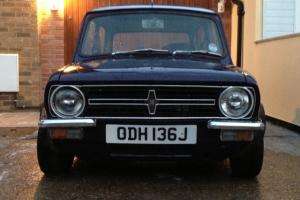 CLASSIC MINI 998CC CLUBMAN TAX EXEMPT COOPER S CLOCKS COOPER ENGINE 1971 NICE