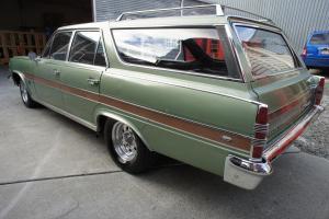 1966 AMC Ambassador 990 Station Wagon Factory 327 Auto With Power Steer