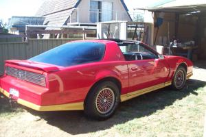 85 Trans AM NOT Monaro Commodore Chev Ford in Ovens-Murray, VIC
