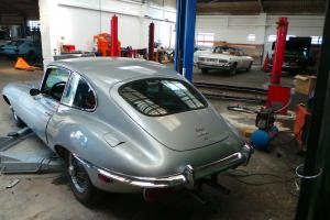 1969 Jaguar E-Type tax exempt