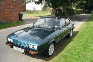 1987 Brooklands Ford CAPRI 280 - low genuine mileage 12004