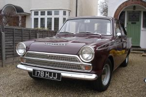 Ford Cortina MK1 1500GT Two Door 1966 LHD