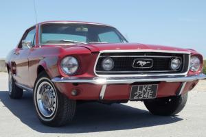 1967 Ford Mustang GT - 289 V8 Auto - MOT