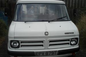 Bedford CF pickup